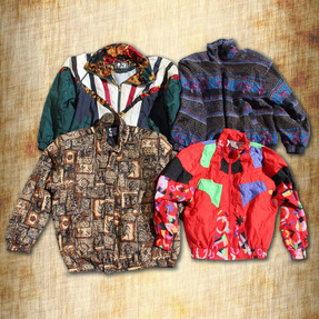 Wholesale Crazy Nylon Jackets