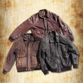 Wholesale Leather Bomber Jackets